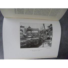 Maybon Fredet Histoire de la concession française de Changhai Shanghai Chine Asie 1929 Rare Edition originale