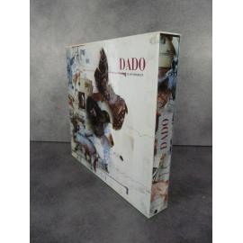 Dado Alain Bosquet première grande monographie 1991 En emboîtage d'origine superbe état de neuf