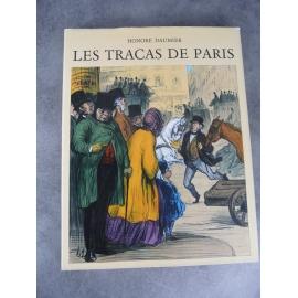 Honoré Daumier Les tracas de Paris André Sauret 1978 Vilo