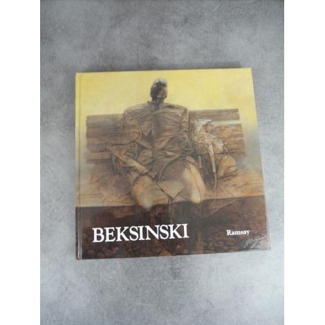 Beksinski : Peintures collection visions Ramsay Beau livre illustré cadeau état de neuf