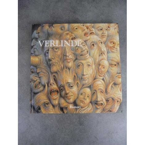 Verlinde Claude peintures et dessins collection visions Ramsay Beau livre illustré cadeau état de neuf