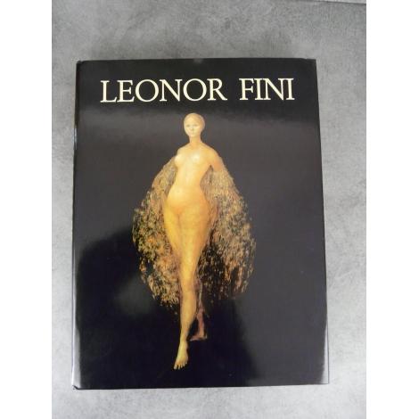 Leonor Fini Peintures très grand livre d'art 37 x 29 cm à l'état de neuf splendide. Trinckvel 1994