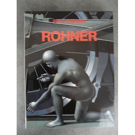 Pierre Cabanne Rohner Editions de l'amateur 1989 Splendide état de neuf pour cette première édition
