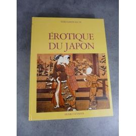 Théo Lesoualc'h Erotique du Japon Curiosa beau livre illustré Erotisme Estampe