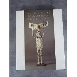 Jean Lambert-Rucki 1888-1967 Jacques de Vos, Marc-André Ruan et Jean Pierre Tortil monographie rare