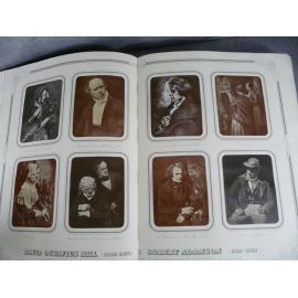 Lecuyer Raymond Histoire de la photographie Baschet Paris 1945 Ouvrage de référence bien complet lorgnons relief.