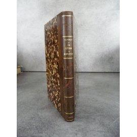 Le Baron Raverat Le Bugey De lyon à Genêve Guide Artistique et pitoresque 1878 Voyage guide bel exemplaire
