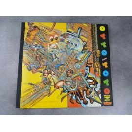 Boury Bayon Otto aime Toto dessins BD Crapule 1984