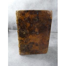 Bible lyonnaise par Carteron 1676 Biblia sacra vulgate éditionis Sixti V. Pont.Max