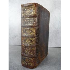 BARTHOLIN (BARTHOLINI), THOMAS. Anatomia complet des 120 gravures d'anatomie.Lyon 1677