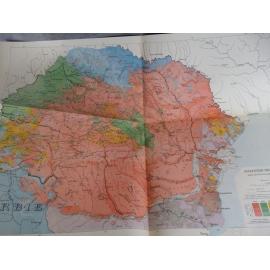 Grand Atlas Questions européennes Emmanuel de Martonne 1919 géopolitique Belgique Slesvig pologne...Complet