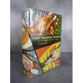 Escoffier Pellaprat Ali Bab etc l'art culinaire moderne Edition de 1965 avec photos Le meilleur de chaque chef !...