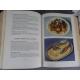 Escoffier Pellaprat Ali Bab etc l'art culinaire moderne Edition de 1955 Jaquette renforcée cousue avec amour