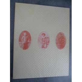 Claude Roy La famille quatre cents coups une histoire pour les enfants collages bel exemplaire 1954