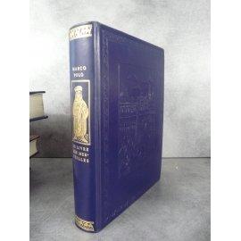 Jean de Bonnot splendide état de neuf tirage de tête pour collectionneur exigeant Marco Polo Les merveilles