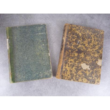 Manuscrit Journal de Voyage en Italie en 1833 de Mars à Juillet, inédit, réflexions philosophiques