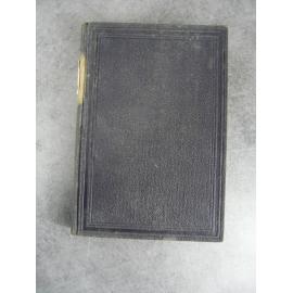 Manuscrit Fables et contes par Charles Michel Contes grivois humour calligraphie
