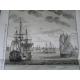 Duhamel du monceau Planches des pêches Encyclopédie Panckoucke diderot 132 planches complet.Bateau marine gravure.