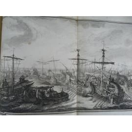Millot Abrégé histoire romaine 49 grandes gravures de Piauger, Eisen, Gravelot, Saint-Aubin, Balonay
