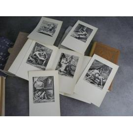Curiosa Chorier Secrets de l'amour de Vénus 2 volumes avec suite
