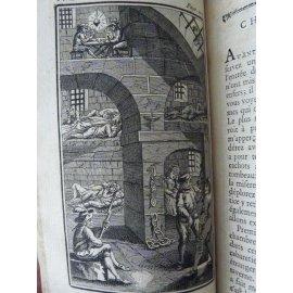 Le Sage Le diable boiteux Amsterdam Pierre Mortier 1789 complet des gravures charmantes