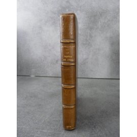 Montesquieu Le temple de Gnide Arsace et Isménie Librairie des bibliophiles Jouaust 1875 sur papier hollande suite sur chine