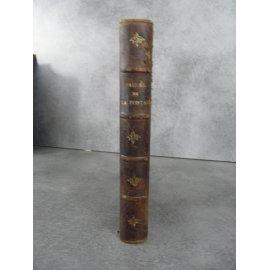La Fontaine Fables 270 illustrations de Oudry Tallandier Edition Artistique illustrée dans date vers 1900
