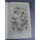 Cohen Guide de l'amateur de livres à figures et à vignettes du XVIIIe siècle sur vergé de Hollande 1873