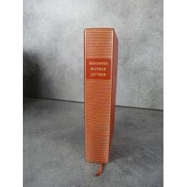 Collection Bibliothèque de la pléiade NRF Montaigne Essais collector 1953 bon exemplaire