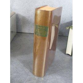 Collection Bibliothèque de la pléiade NRF Mauriac Oeuvres romanesques et théatre tome 3 3 juillet 1991 bel exemplaire