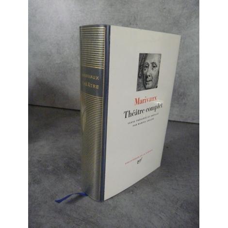 Collection Bibliothèque de la pléiade NRF Marivaux Romans récits contes et nouvelles bel exemplaire