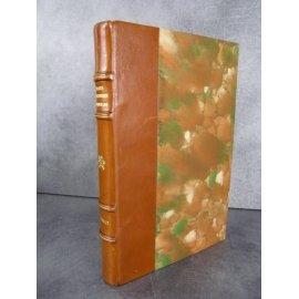 Ecully Vaesen, Vintrignier Poidebard Lyon Rhone. 1900 Edition rare bonne reliure.