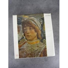 Botticelli Collection le gout de notre temps Skira peinture beaux arts référence