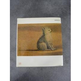 Carpaccio Collection le gout de notre temps Skira peinture beaux arts référence