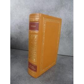 Diderot Oeuvres romanesques Collection Garnier Prestige pleine reliure cuir éditeur tête dorée
