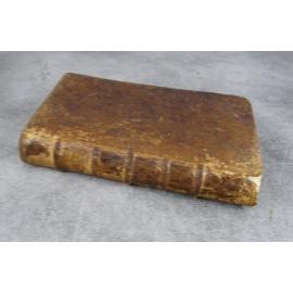 2 textes rares de médecine Recueil complet de l'ostéologie ou Histoire exacte des os et Traité des bandages.