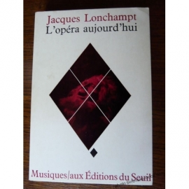 L'OPERA AUJOURD'HUI LONCHAMPT