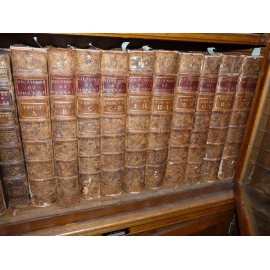 Dictionnaire de Moreri La plus complete édition de 1759 en dix volumes in folio Histoire biographie Géographie