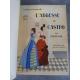 Stendhal Abbesse de Castro Aquarelles de Ro Keezer beau livre illustré bien relié. Nilsson Collection Emeraude