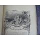 Abbé Prévost Manon Lescaut chevalier des Grieux Illustrations de Leloir Maurice Belle reliure vers 1890