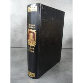 Jean de Bonnot Leonard de Vinci Traité de la peinture Grand format Etat de neuf superbe collector Italien Français Collector