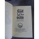 Jean de Bonnot Goethe Faust et second Faust 1981 Collector cuir patiné