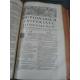 Dictionnaire de Trévoux Français latin 1752 7 volumes solides et décoratives reliures.