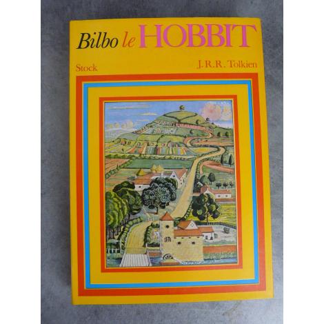 Tolkien Bilbo le Hobbit 1969 Rare édition originale française Exceptionnel état de neuf. Seigneur des anneaux