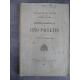 Collectif Rentrée solennelle des cinq facultés Lyon 15 novembre 1879 1880 Histoire universitaire