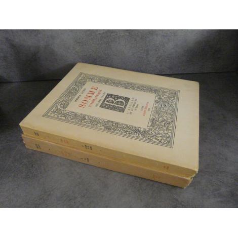 Audin Marius Somme typographique Les origines L'Atelier , le matériel Edition originale, un des 50 lana seul grand papier .
