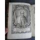 Collet La vie de Saint Vincent de Paul Nancy 1748 Patron des vignerons vins décoration cave Edition originale portraits gravés .