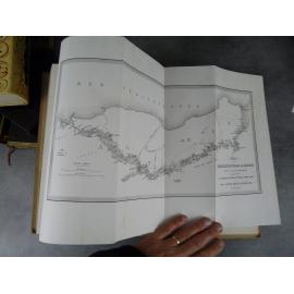 Nodier Charles Journal de l'Expédition des portes de fer 1844 Algérie Maghreb Voyage Edition originale gravures
