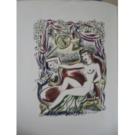 Courteline Œuvres illustrées N° 180 Boucher Touchagues Hemard Edelmann Peynet