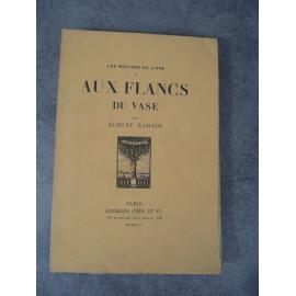 Samain Albert Paul colin Aux flancs du vase Maîtres du Livre Georges Crès 1919 Numéroté sur papier de Rives